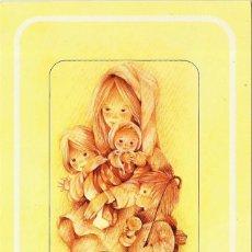 Postales: 9268 - ROSER PUIG - PASTORCILLO - MARIA CON EL NIÑO- SABADELL - MIRACLE 02.04.233.1 - 17X11,8 CM. Lote 200118788