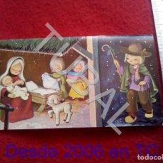 Cartes Postales: TUBAL J LURIA FELICITACION DE NAVIDAD B92. Lote 204464850