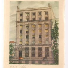Postales: FELICITACION NAVIDEÑA. BANCO HISPANO AMERICANO, DICIEMBRE, 1956. (P/C53). Lote 211388364