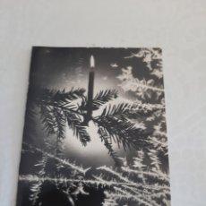 Postales: 1963 FELICITACIÓN NAVIDEÑA ORBIS EDICIONES. Lote 213682722