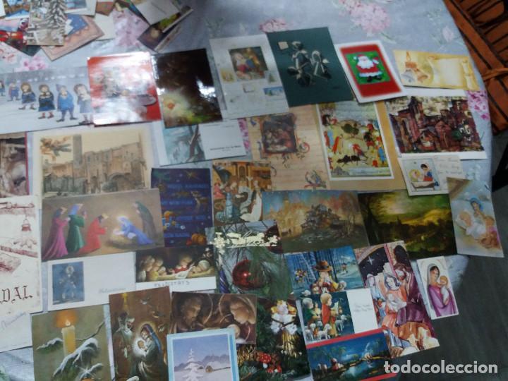125 FELICITACIONES Y TARJETAS NAVIDAD ( LEER DESCRIPCIÓN) (Postales - Postales Temáticas - Navidad)