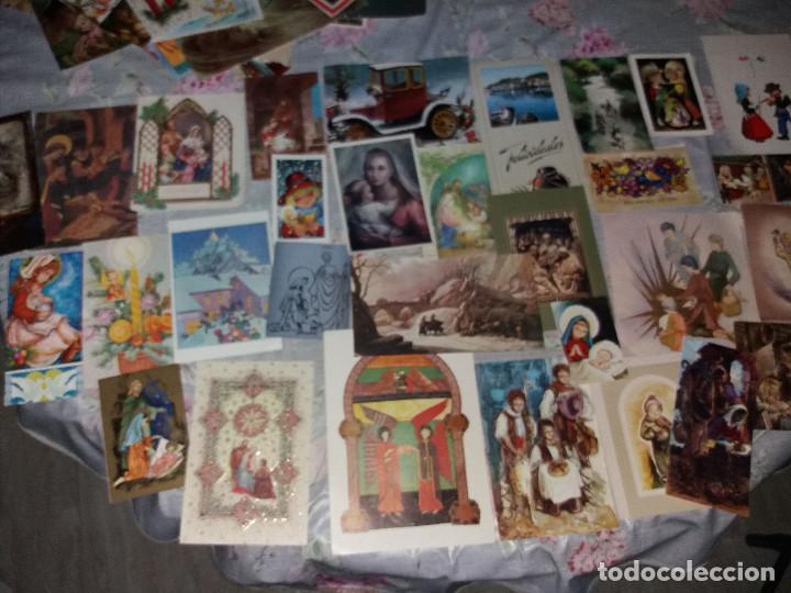 145 FELICITACIONES Y TARJETAS NAVIDAD ( LEER DESCRIPCIÓN) (Postales - Postales Temáticas - Navidad)