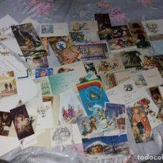 Postales: 150 TARJETAS NAVIDAD ( LEER DESCRIPCIÓN). Lote 218710652