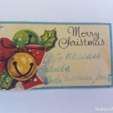 Postales: FELIZ NAVIDAD ABUELA, FOR YOU GRANDMA, MERRY CHRISTMAS, JOYEUX NOËL. Lote 222186298