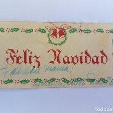 Postales: FELIZ NAVIDAD , MERRY CHRISTMAS, JOYEUX NOËL. Lote 222186313