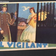 Postales: POSTAL - FELICITACIÓN NAVIDEÑA (BUENAS NAVIDADES Y PROSPERO AÑO NUEVO) - EL VIGILANT. Lote 222366516