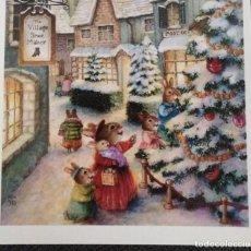 Postales: 0849L -SUSAN WHEELER - EDICIONES PICTURA CALIDAD PREMIUM- SW-1-016- 10,2X14,5 CM. Lote 172965050
