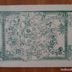 Postales: 1966 POSTAL DE NAVIDAD - GRABADO ALEMÁN. Lote 230153815