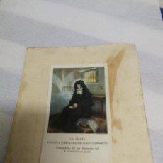 Postales: FELICITACION DE NAVIDAD, GALLETAS ARTIACH 1949 BILBAO GERARDO GABRIEL Y JOSE ARTIACH BEATA RAFAELA. Lote 234778085