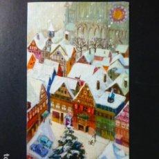 Cartes Postales: FELICITACION NAVIDAD EMILIA ILUSTRADORA 11 X 15 CMTS. Lote 235699490