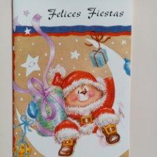Postales: FELICITACIÓN NAVIDEÑA - ILUSTRA RAMÓN GONZÁLEZ - EDICIONES EDICROMO. Lote 236606395