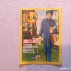 Postales: FELICITACION NAVIDEÑA DEL CARTERO. Lote 238621160