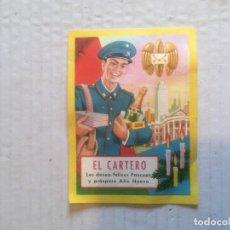 Postales: FELICITACION NAVIDEÑA DEL CARTERO. Lote 238621625