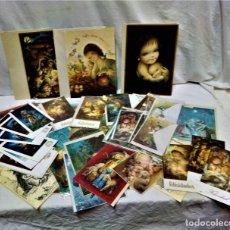 Postales: LOTE 46 POSTALES FELICITACIONES NAVIDAD DE FERRÁNDIZ.NUEVAS,A ESTRENAR.LA MAYORIA CON SOBRES.. Lote 241409185