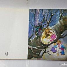 Postales: LOTE DE 12 PORTAFOTOS.CRISTMAS + 2 DE REGALO.. Lote 244676625
