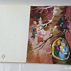 Postales: LOTE DE 12 PORTAFOTOS.CRISTMAS + 2 DE REGALO.. Lote 244677325