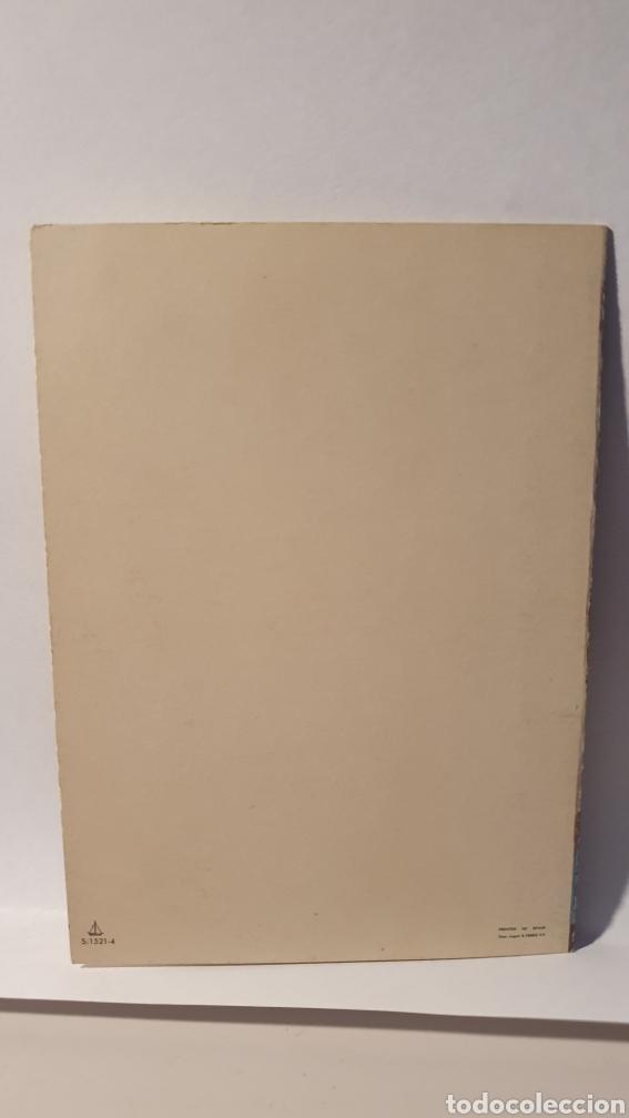 Postales: FELICITACIÓN NAVIDAD Y AÑO NUEVO/ 9,5×13,5 /(REF.1.FELICITACIONES) - Foto 3 - 244867185
