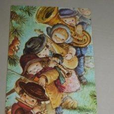 Postales: POSTAL DE NAVIDAD DE FERRÁNDIZ. A. 1973-1 14 X 10 CM. ESCRITA.. Lote 245384635