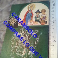 Postales: ROSER PUIG FELICITACION NAVIDAD 1967 C61. Lote 245429835