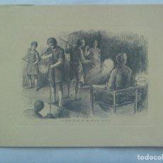 Postales: TARJETA FELICITACION DE NAVIDAD AÑOS 50. DE DOMINGO ROMEU, FABRICA DE CRISTAL, BURJASOT ( VALENCIA ). Lote 245431700