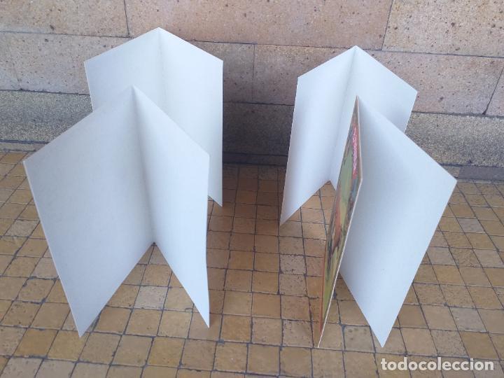 Postales: LOTE 4 FELICITACIONES DE NAVIDAD ANTIGUAS DIBUJOS DE RICARDO OPISSO - EN PERFECTO ESTADO - Foto 4 - 254456415