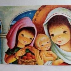 Postales: FELICITACIÓN NAVIDEÑA - DI ROSA. Lote 254756210