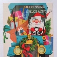 Postales: FELICITACIÓN DE NAVIDAD - PAPÁ NOEL - FN1. Lote 257433210