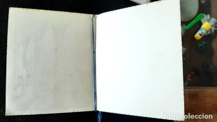 Postales: antigua postal de navidad D 315 con borde dorado - Foto 3 - 257473330
