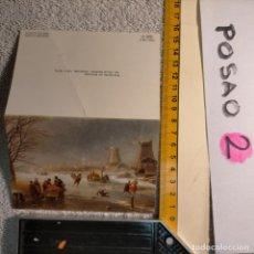 Postales: OFERTAS X LOTES FELICITACION NAVIDADEÑA POSTALES NAVIDAD Ó CHRISTMAS. DECORACION PORTAL BELEN. Lote 263611815