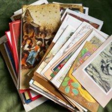 Postales: LOTE FELICITACIONES NAVIDEÑAS AÑOS 90. Lote 263882625