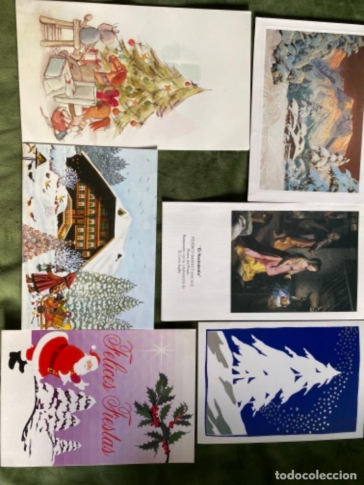 Postales: LOTE FELICITACIONES NAVIDEÑAS AÑOS 90 - Foto 10 - 263882625