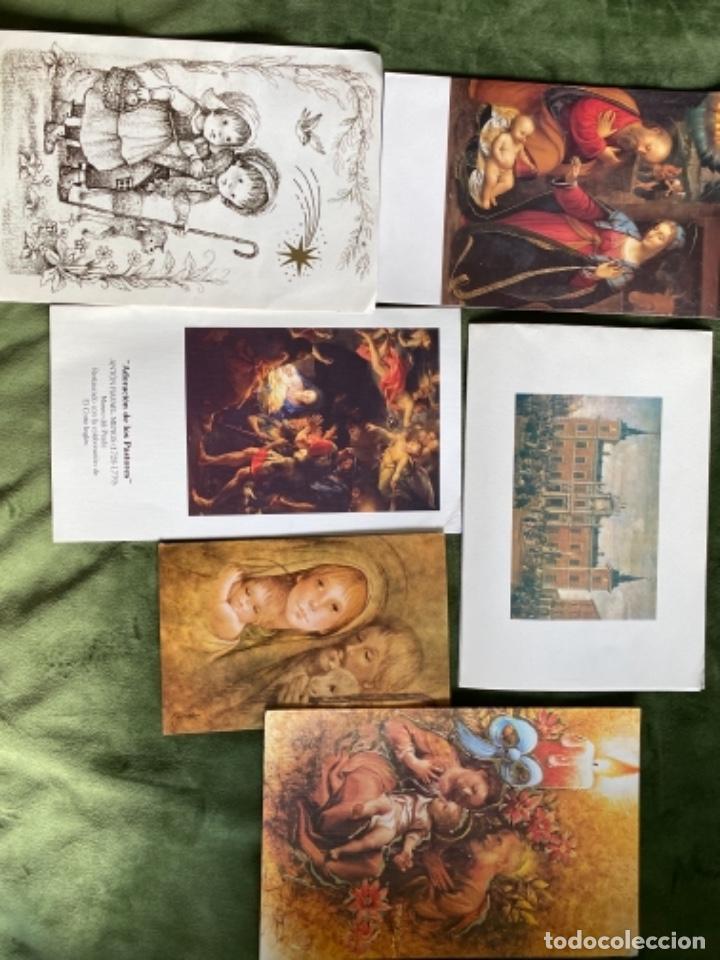 Postales: LOTE FELICITACIONES NAVIDEÑAS AÑOS 90 - Foto 12 - 263882625