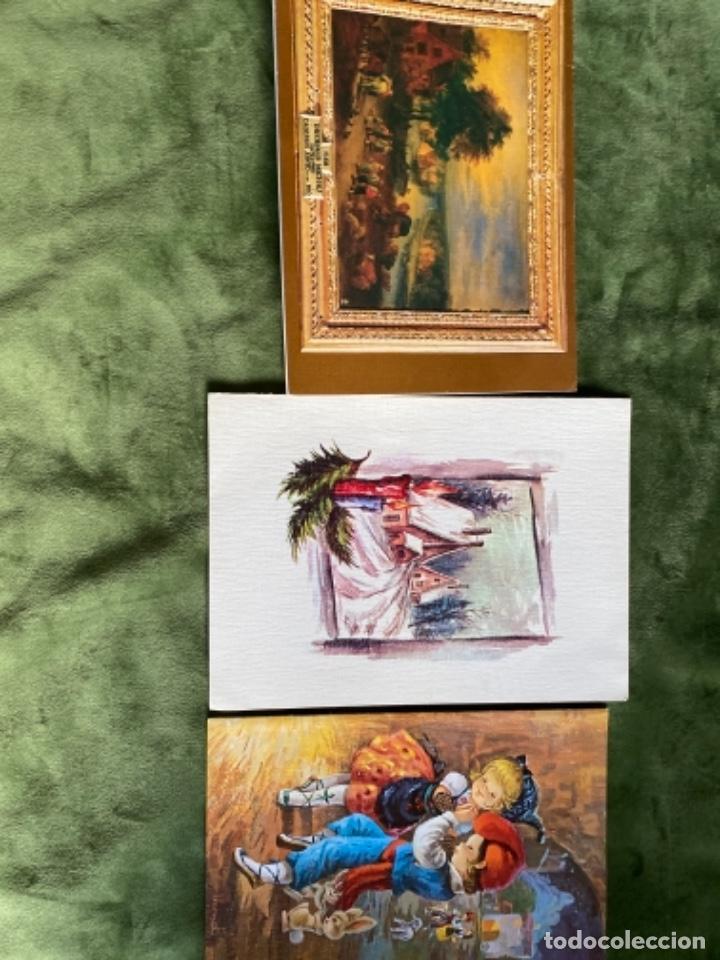 Postales: LOTE FELICITACIONES NAVIDEÑAS AÑOS 90 - Foto 13 - 263882625