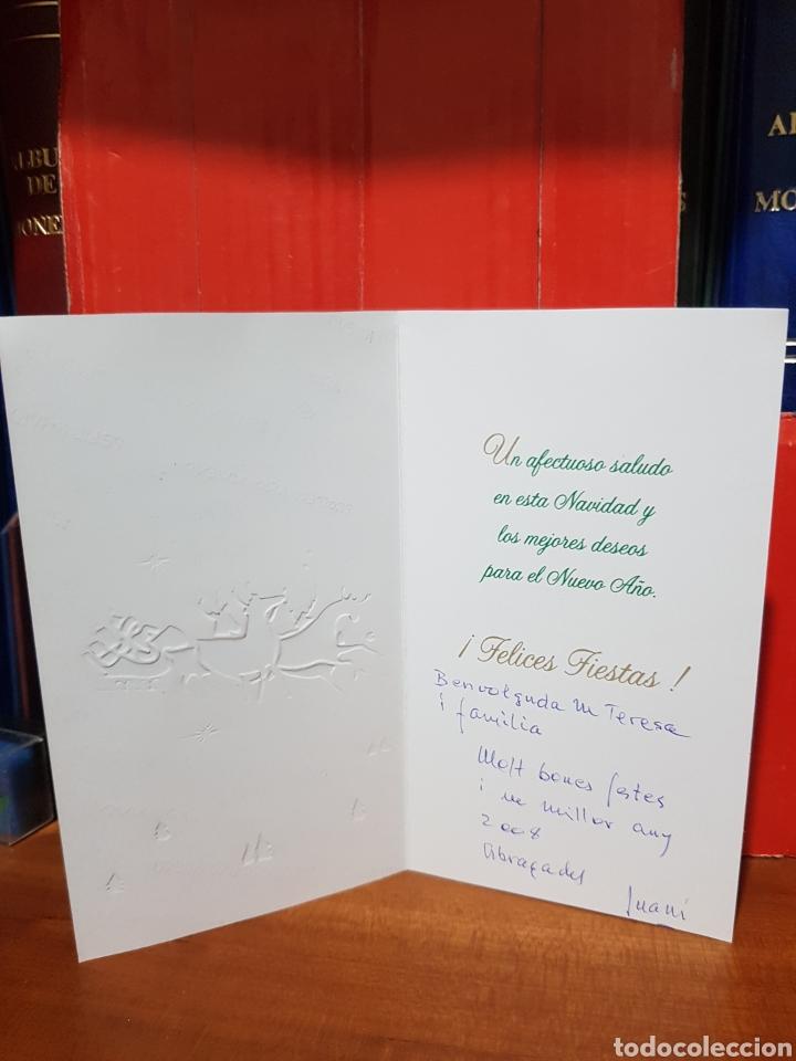 Postales: TARGETA FELICES FIESTAS 2008 - Foto 2 - 264447874