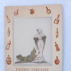 Postales: PERICO CHICOTE. FELICITACIÓN DE LAS PASCUAS DE PEDRO CHICOTE. Lote 267518414
