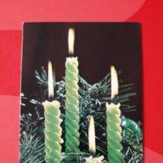 Postales: CRISTMA SERIE 6039/3-4. CREACIONES. ESCRITO.. Lote 270373173