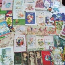 Postales: 100 FELICITACIONES NAVIDAD NUEVAS (LOTE Nº 4). Lote 275270073