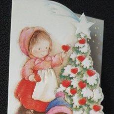 Cartes Postales: 7354A - EDICIONES ORTIZ 30.411-2- DIPTICA, EN RELIEVE, TROQUELADA- 13X8,5 CM- NUEVA. Lote 275315478