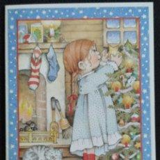 Cartes Postales: 7359A -EDICIONES AGENCY - 1348.A- PRECIOSA POSTAL DIPTICA 16,2X11,2 CM - ILUSTRA C.U.. Lote 275778663