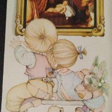 Cartes Postales: 7303B - SALMONS- EDICIONES SABADELL SERIE NADAL 02.25.028.1 - DIPTICA, GRANDE 21X10,5 CM -DATA 1978. Lote 276689343
