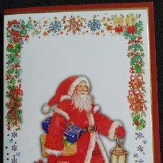 Cartes Postales: 7319B - EDICIONES EDICROMO SERIE 75364.2 - DIPTICA 13,5X8,5 CM - ILUSTRA SOLÁ - NUEVA CON SOBRE. Lote 276739453