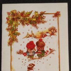 Cartes Postales: 7327B - GIORDANO - EDICIONES EDITARSAJ.D. RODHER 1981 -DIPTICA 15X11 CM. Lote 276905653