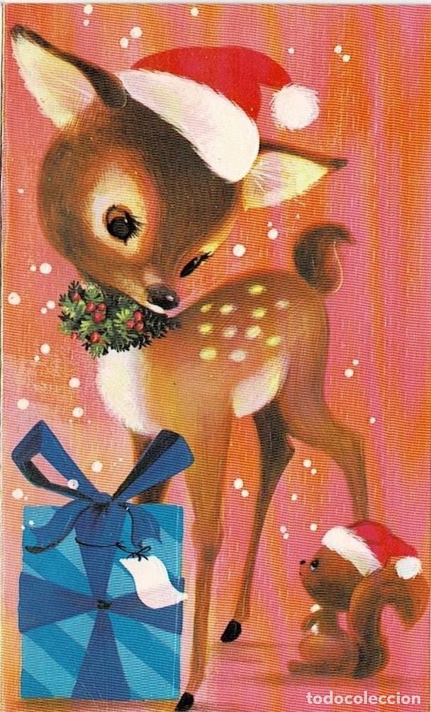 7304B - EDICIONES ORTIZ MADRID 131322 /1- DIPTICA, NUEVA CON SOBRE 18X10,3 CM (Postales - Postales Temáticas - Navidad)