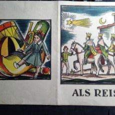 Postales: CARTA AL REIS MAGS -. Lote 280315923