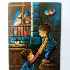 Cartoline: FELICITACIÓN NAVIDAD - JOAN - EDICIONES CYZ. Lote 281054983