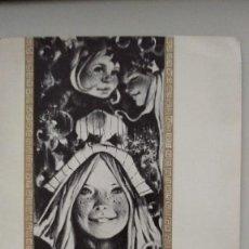 Postales: CHRISTMA NAVIDADES 1969 ALMACENES CELSO GARCÍA. Lote 287999918