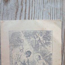 Postales: POSTAL NAVIDAD. AÑO 1953.. Lote 288378838