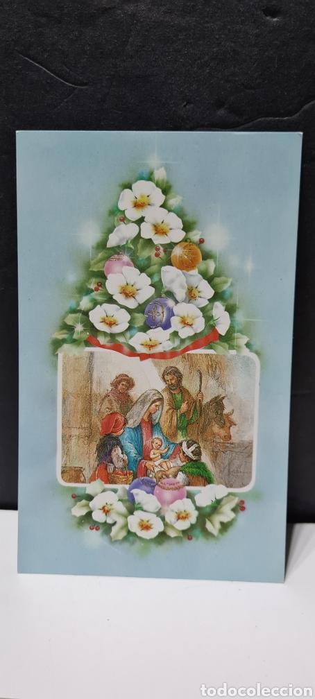 Postales: Preciosa postal de Navidad. Sin escribir. - Foto 5 - 288660993