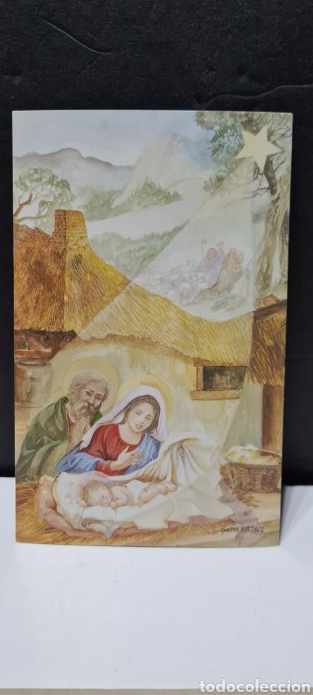 Postales: Preciosa postal de Navidad. Sin escribir. - Foto 4 - 288662408