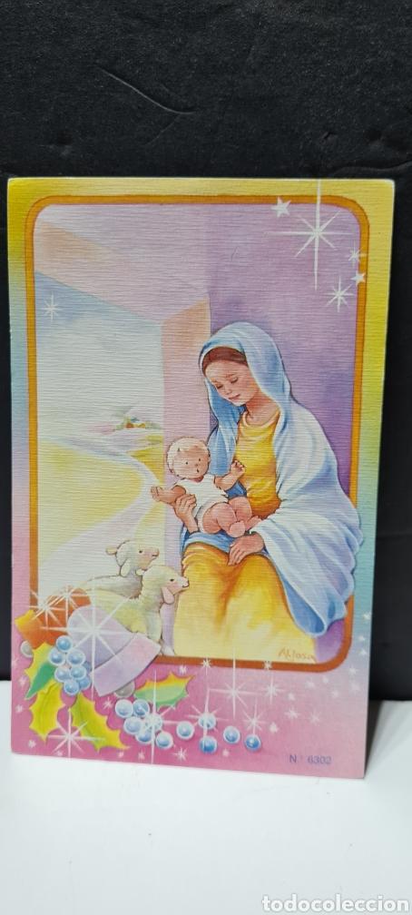 Postales: Preciosa postal de Navidad. Sin escribir. N. JOSA - Foto 4 - 288664018